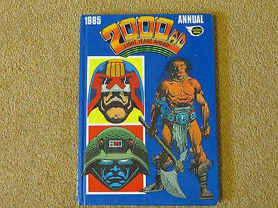 2000AD Annual 1985 Excellent Condition IPC Magazines Fleetway