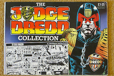 The Judge Dredd Collection Issue #1 Vintage 1985 Excellent IPC Magazines