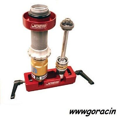 Joes Racing Shock Workstation-Penske-Ohlins-FK-QA1-Pro Shocks-AFCO,Advanced *