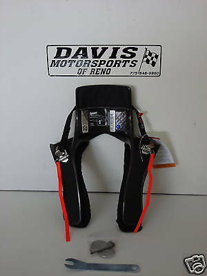 Small Hans Device Pro Model 20 Degree Quick Click SlidingTethers,SFI Approved -