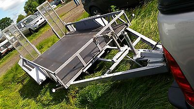Trailer  3500kg indespension plant trailer, Great condition,Look