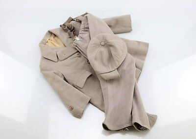"Vintage Boy's Coat/Cap and Stirrup Pants ""Pogue's"""