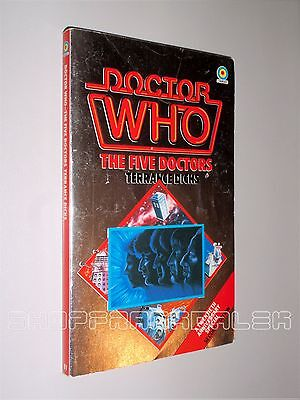 Doctor Who - The Five Doctors (Target books)