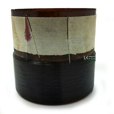"3/"" Dual 2 OHM  VOICE COIL 4 LAYERS  VC140912"