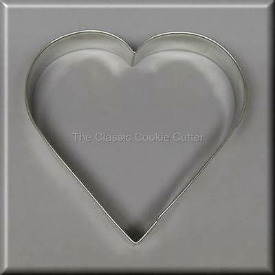 """5"""" Heart Metal Cookie Cutter  Large Love #nc4003"""