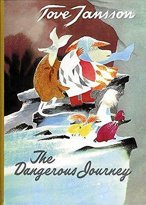 The Dangerous Journey (Moomin Valley Trilogy), Tove Jansson | Hardcover Book | 9