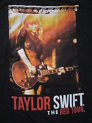 Taylor Swift The Red Tour T-shirt size Medium