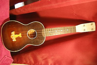 vintage Johnny Marvin concert ukulele