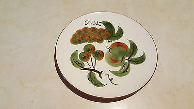 """Stangl Orchard Song 10"""" Plate"""