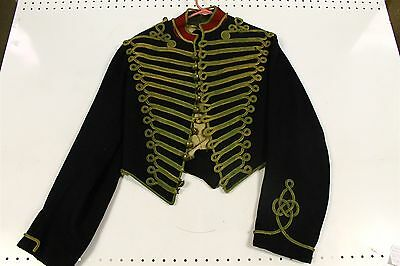AUTHENTIC King's Troop Royal Horse Artillery Officer Tunic (Vintage, Rare) USED