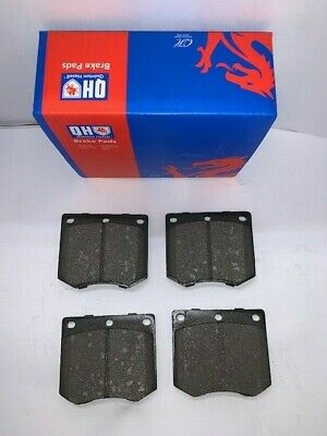 Ford Escort MK2 Front Brake Discs /& Front Pads 1974-1980..Pair...QH
