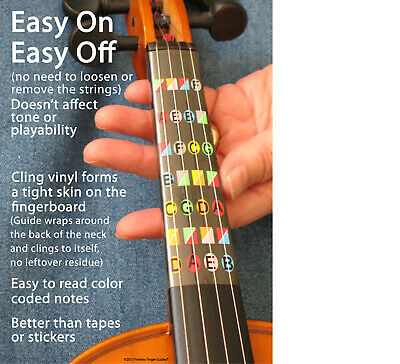 Learn how to play violin notes and scales and play easy violin sheet music