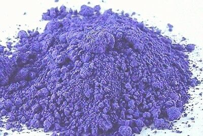 Violet Ultramarine Cosmetic Grade Foundation Pure Mineral Makeup Natural Pigment