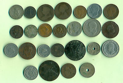 World Old Coins Lot