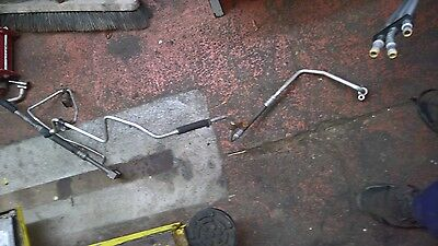 Jaguar S Type 2.7D Aircon Pipes