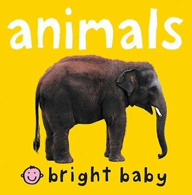Animals (Bright Baby Chunkies),  | Hardcover Book | Good |