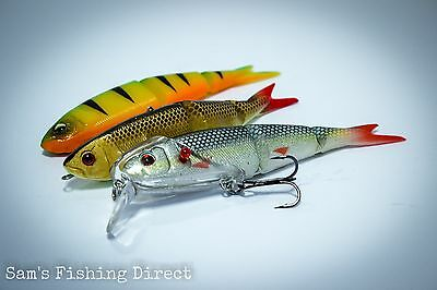 Savage Gear Soft 4Play Lip Scull Kit 13cm Pike Lure Fishing