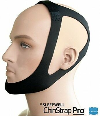 Chin Strap Pro - Anti Snoring Devices - Stop Snore Aids - Sleep Better - Snore