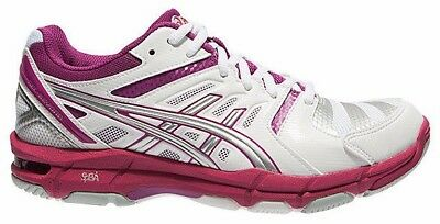 Womens Ladies Girls asics Gel Beyond 4 Volleyball Indoor Court Shoes Trainers