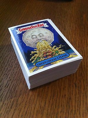 Garbage Pail Kids ANS4 All New Series 4 Complete Set of 80 Cards 2005