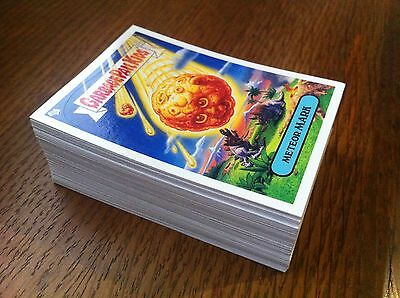 Garbage Pail Kids ANS5 All New Series 5 Complete Set of 80 Cards 2006