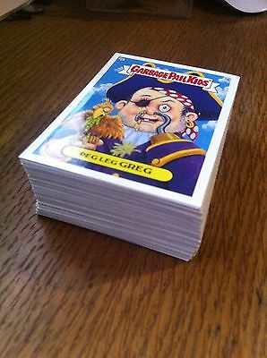 Garbage Pail Kids ANS2 All New Series 2 Complete Set of 80 Cards 2004