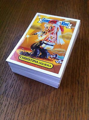 Garbage Pail Kids ANS3 All New Series 3 Complete Set of 80 Cards 2004