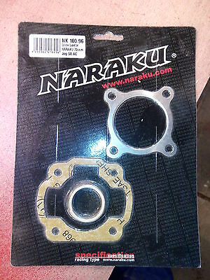 Yam/Aprillia/Malaguti Minarelli Horizontal A/C Big Bore 70cc Top End Gasket Set