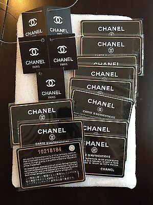 Chanel Gift Tags