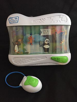 Disney Baby Einstein AROUND THE WORLD Crib Toy Animals Musical Soother w/ Remote