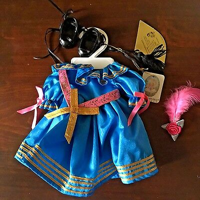 Muffy VanderBear Outfit - Bal Masque - IOP, Excellent Condition