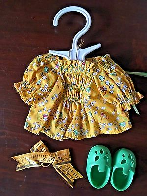 Muffy VanderBear Muffy Collection Sewing Lesson Outfit - IOP - EUC