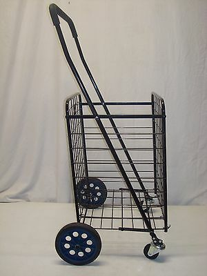 Fold-able Rolling Shopping Cart