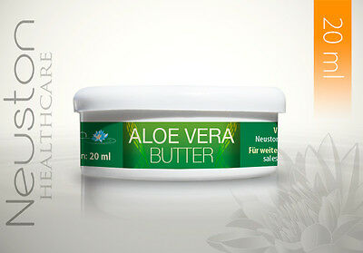 Butter Shea, Cocoa, Avocado, Aloe vera, Vanille 20 ml