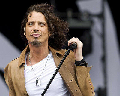 Chris Cornell 8x10 Photo R.I.P. Lab Printed Color Picture #142