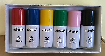 2006 Adidas Adicolor X Montana X6 Cans Rare Collectible Item. Graffiti