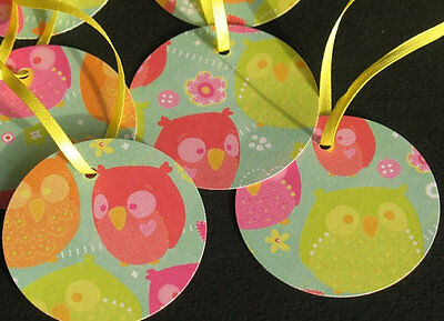 Owl Ontology - Any Occasion Gift Tags