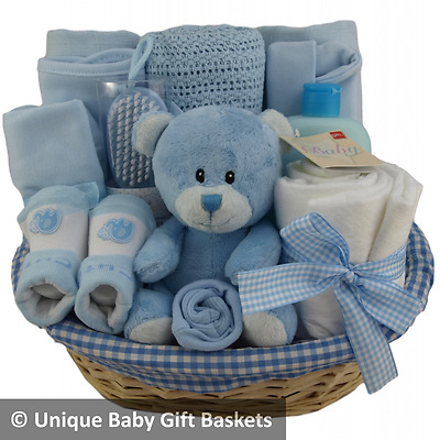 Hospital/new born essentials baby gift basket baby hamper boy baby shower/gift