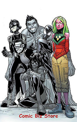 Champions #9 (2017) 1St Printing Bagged & Boarded Marvel Now