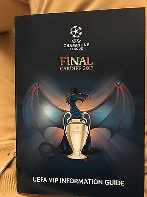 Vip Programme: Juventus - Real Madrid 03/06/17 Final Uefa Champions League 16/17