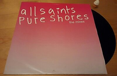 "All Saints - Pure Shores 12"" Vinyl Mixes"