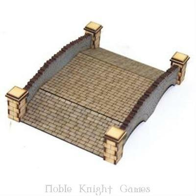 4Ground 28mm Terrain Stone Bridge (Pre-Painted) Pack MINT