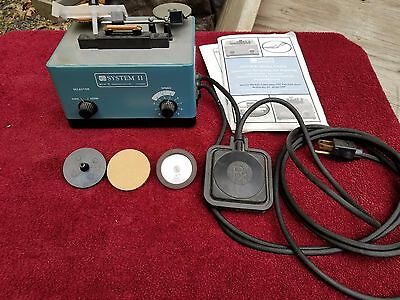 RHM R. Honing Machine Corp System II Dental tools and scissors sharpening system