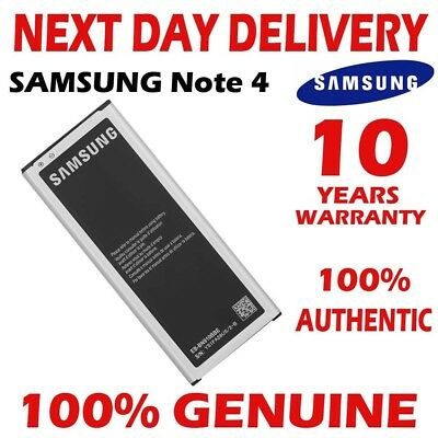 New SAMSUNG GALAXY NOTE 4 BATTERY 3220 mAh ( EB-BN910BBE ) 2017