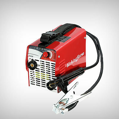 KickingHorse™ A220 High Power 220A Arc Welder 208/230V input. Canada stock!