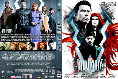 Inhumans: Complete First Season 2018 (2 DVDS) R1 UK Import
