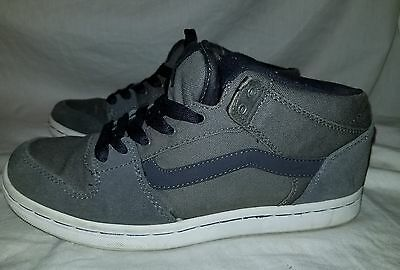 be74ee3bf84737 VANS TNT II Mid Cup Skateboard Shoes Gray Black size 7 -  29.99 ...