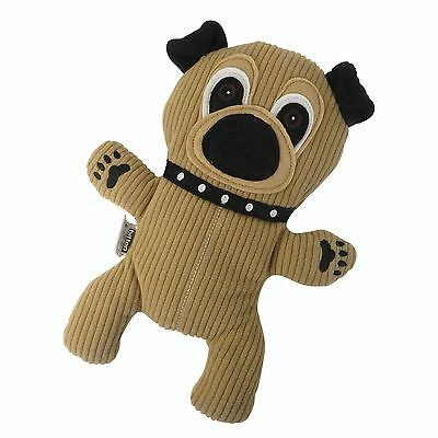 HUGGABLE PUG DOG Warm Friend Microwaveable Heat Pack by Bitten KIDS wheat
