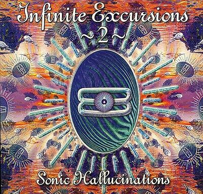 """Various - Infinite Excursions 2 - Sonic Hallucinations (2x12"""") - Ambient"""