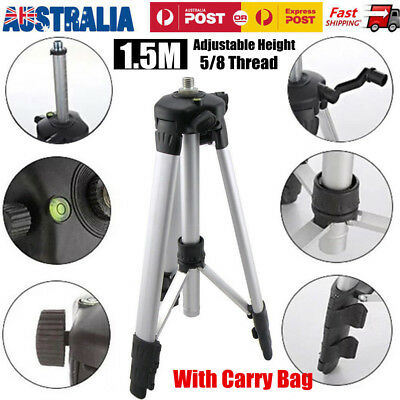 Adjustable Aluminum Leveling Tripod Stand For Laser Level Measuring Dumpy Holder